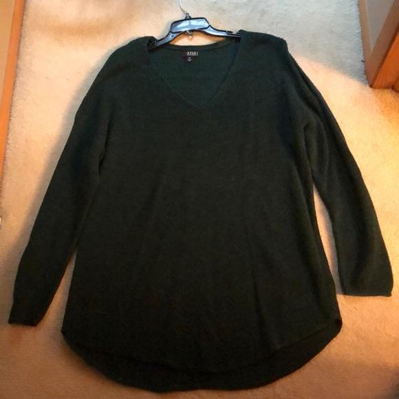 a.n.a Sweaters - a.n.a. Tunic Sweater